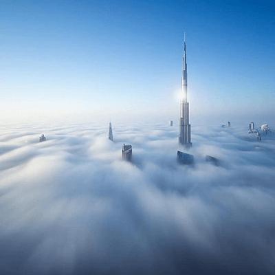 Dubai Skyscrapers | Lornham