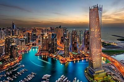 Dubai Landscape | Lornham