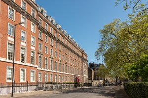 Apartment Block London