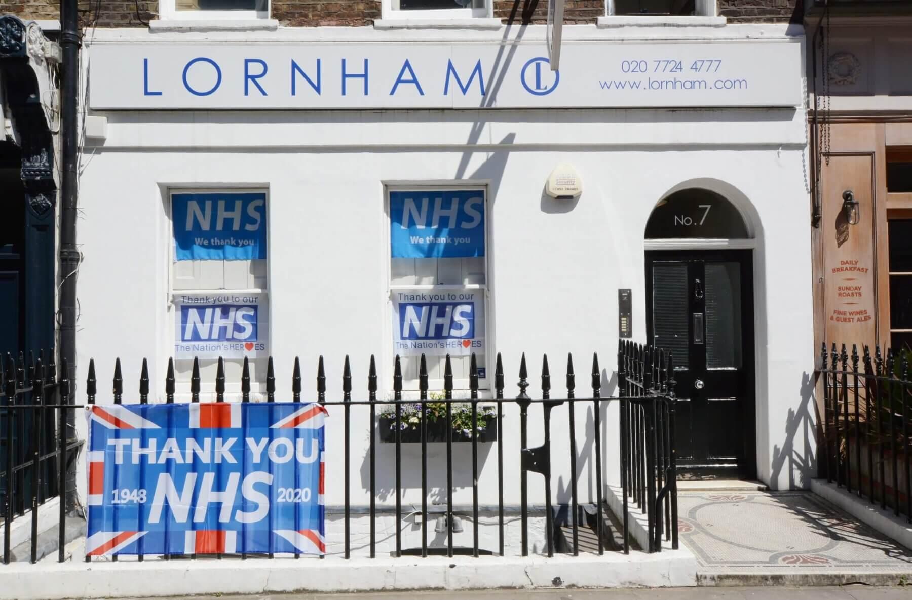Lornham Supporting NHS
