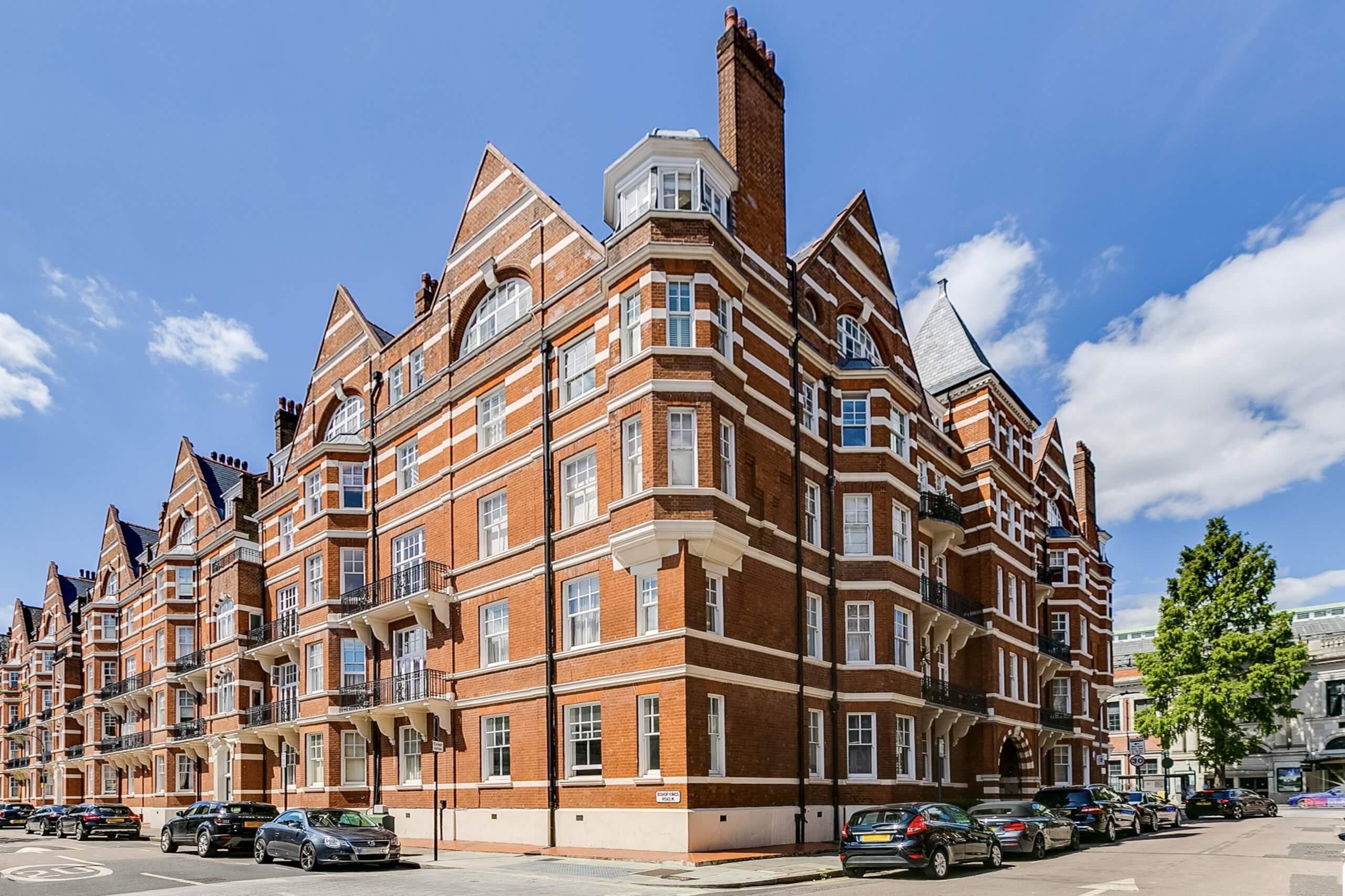 1 Palace Mansions Flats 9-1